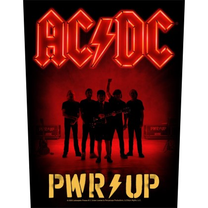 AC/DC - Power Up - Band
