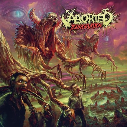 Aborted - TerrorVision (Deluxe Edition)
