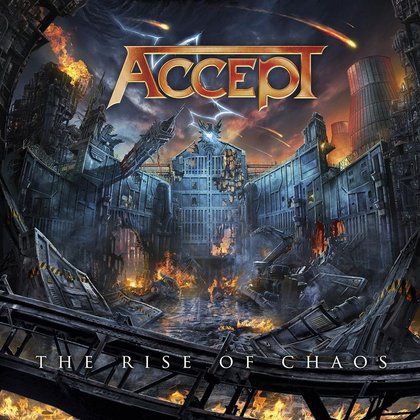 Accept - The Rise Of Chaos (Ltd.)