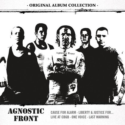 Agnostic Front - Original Album Collection: Discovering Agnostic Front