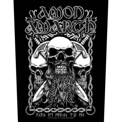 Amon Amarth - Bearded Skull