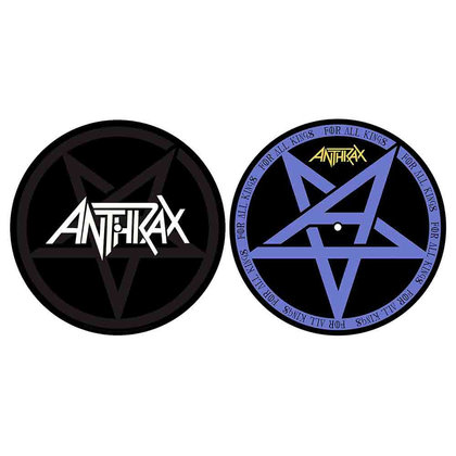 Anthrax - Pentathrax / For All Kings