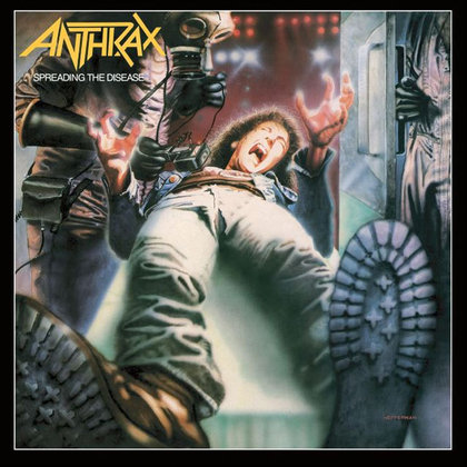 Anthrax - Spreading The Disease (Deluxe Edition)