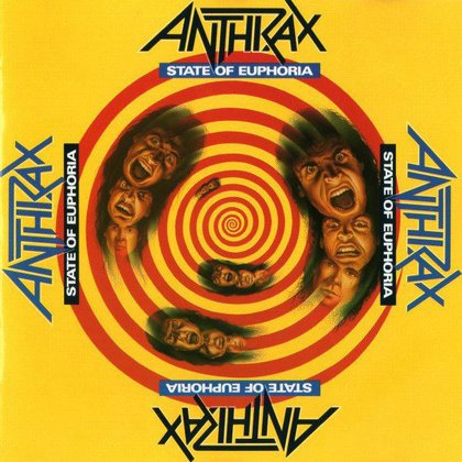 Anthrax - State Of Euphoria (30th Anniversary Edition)