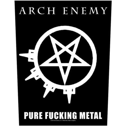 Arch Enemy - Pure Fucking Metal