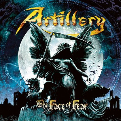 Artillery - The Face Of Fear (ILMUB 16.11.)