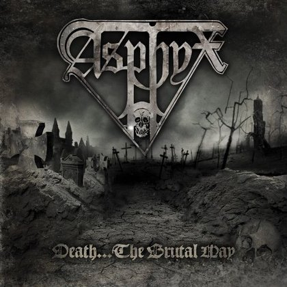 Asphyx - Death... The Brutal Way