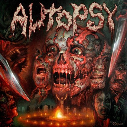 Autopsy - The Headless Ritual