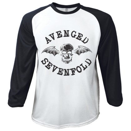 Avenged Sevenfold - Classic Deathbat / Baseball