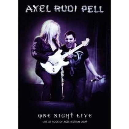 Axel Rudi Pell - One Night Live