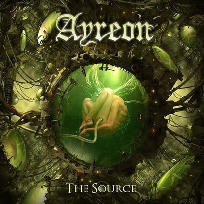 Ayreon - The Source (Ltd.)