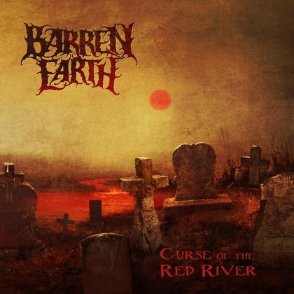Barren Earth - Curse Of The Red River