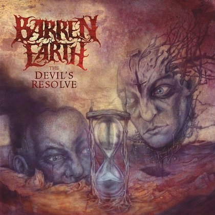 Barren Earth - The Devil´s Resolve (Ltd.)