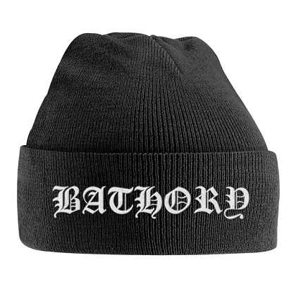 Bathory - White Logo