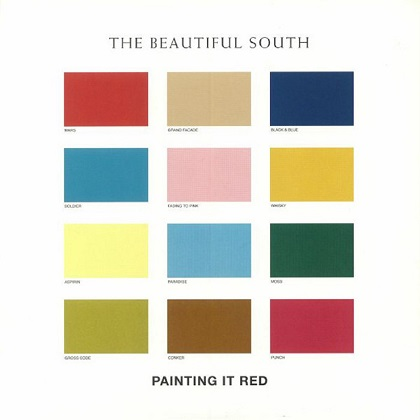Beautiful South, The - Painting It Red