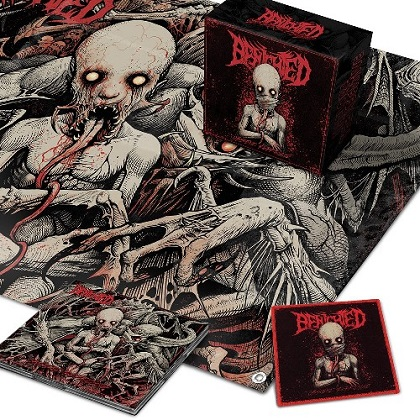 Benighted - Obscene Repressed (Deluxe Edition) (Ettetellimine / Pre-order)