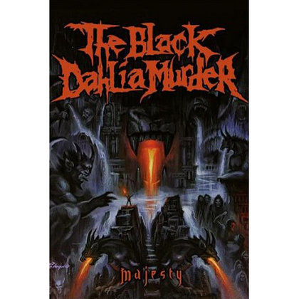Black Dahlia Murder, The - Majesty