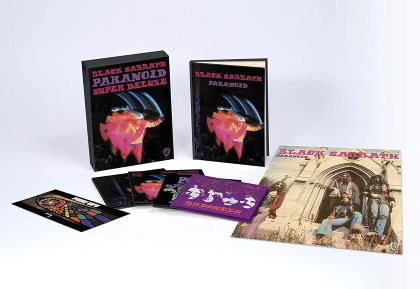 Black Sabbath - Paranoid (50th Anniversary Edition) Super Deluxe