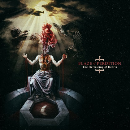 Blaze Of Perdition - The Harrowing Of Hearts (Ettetellimine / Pre-order)