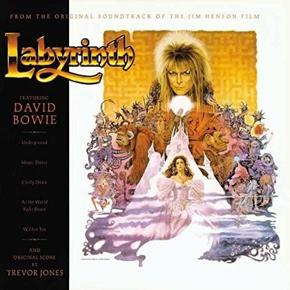 Bowie, David - Labyrinth (with Trevor Jones)
