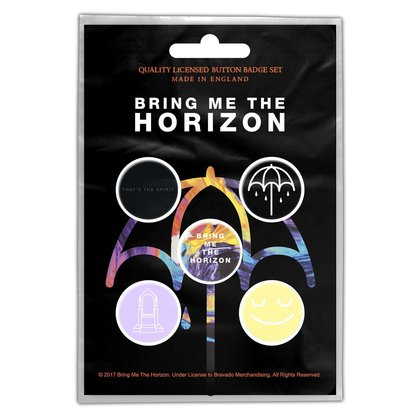 Bring Me The Horizon - That´s The Spirit
