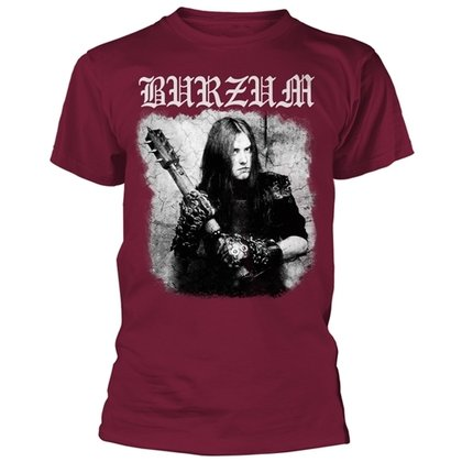 Burzum - Anthology 2018 (Maroon)