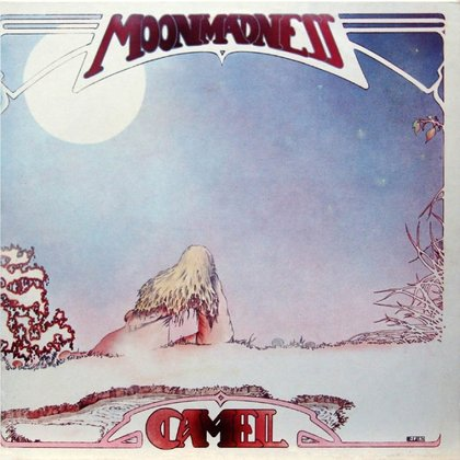 Camel - Moonmadness