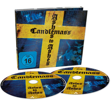 Candlemass - Ashes to Ashes