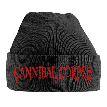 Cannibal Corpse - Red Logo