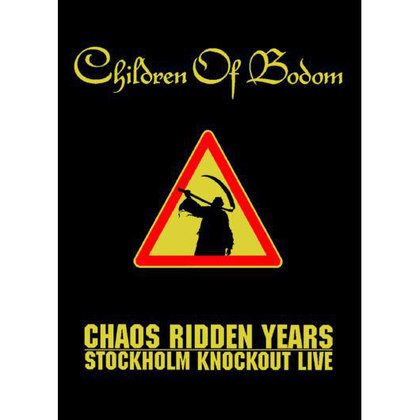 Children Of Bodom - Chaos Ridden Years - Stockholm Knockout Live
