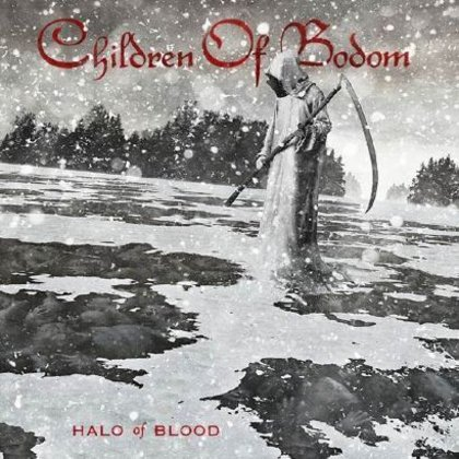 Children Of Bodom - Halo Of Blood (Ltd.)