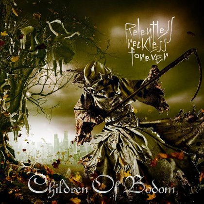 Children Of Bodom - Relentless Reckless Forever (Ltd.)