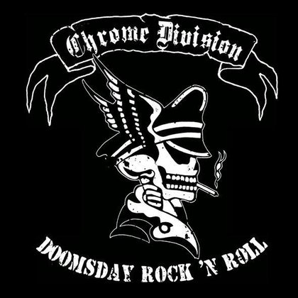 Chrome Division - Doomsday Rock´N´Roll (Ltd.)