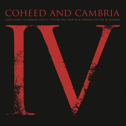 Coheed and Cambria - Good Apollo, I´m Burning Star IV / Volume One