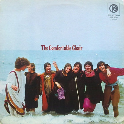 Comfortable Chair, The - The Comfortable Chair