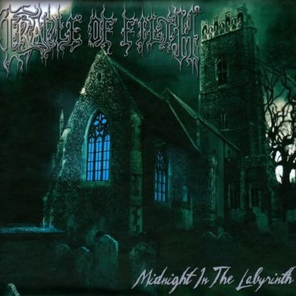 Cradle Of Filth - Midnight In The Labyrinth