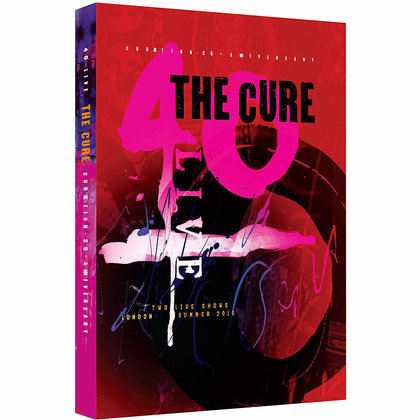 Cure, The - 40 Live (Curætion-25 + Anniversary)