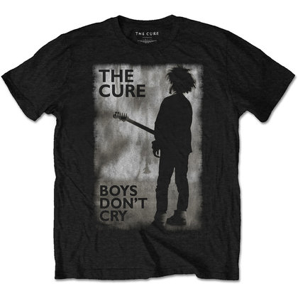 Cure, The - Boys Don´t Cry (Black & White)