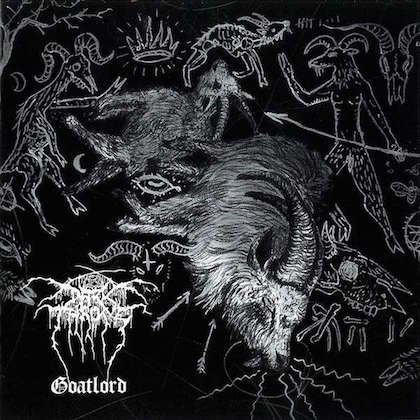 Darkthrone - Goatlord
