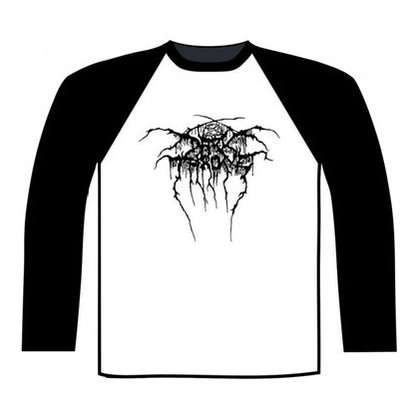 Darkthrone - Logo / Baseball