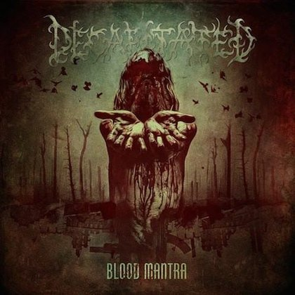 Decapitated - Blood Mantra (Ltd.)