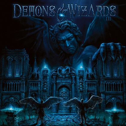 Demons & Wizards - III (Ltd.)
