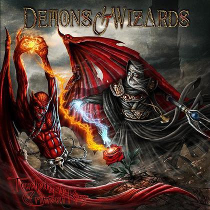 Demons & Wizards - Touched by the Crimson King (Ettetellimine / Pre-order)