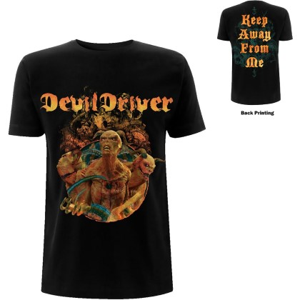 DevilDriver - Keep Away From Me