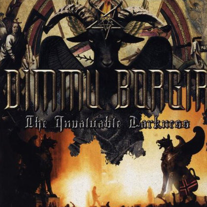 Dimmu Borgir - The Invaluable Darkness