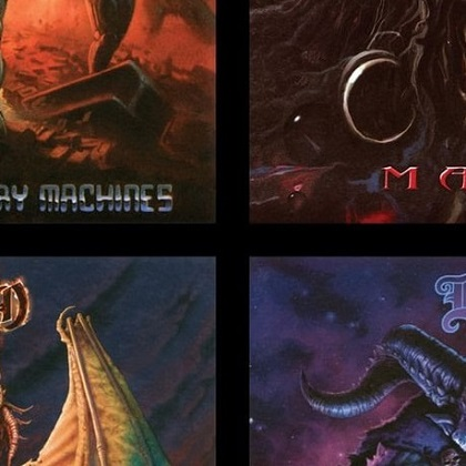 Dio - Angry Machines / Magica / Killing The Dragon / Master Of The Moon (Ettetellimine / Pre-order)