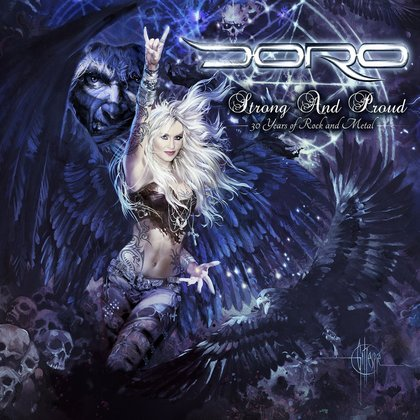 Doro - Strong And Proud - 30 Years Of Rock And Metal - Live