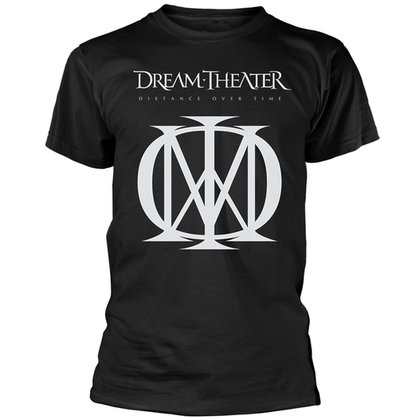 Dream Theater - Distance Over Time / Logo