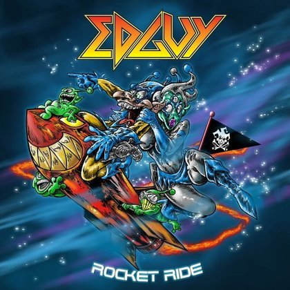 Edguy - Rocket Ride (Ltd.)
