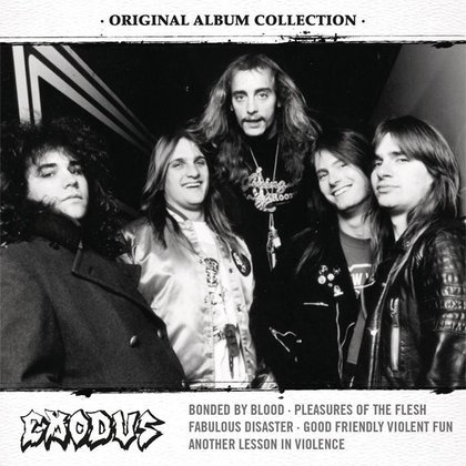 Exodus - Original Album Collection: Discovering Exodus